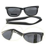 Comercio al por mayor de 2017 la moda de estilo clásico lentes polarizados gafas de sol adulto