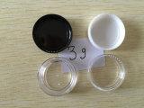 frascos de empacotamento cosméticos de 3ml 5ml 6ml 10ml 20