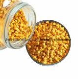 Masterbatch amarillo para el producto químico con el certificado del alcance