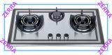 stufa di gas del bruciatore dell'elettrodomestico tre della cucina 710-N17A