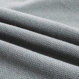 para la tela de lino 100% de la mirada del poliester elegante del sofá de la cubierta