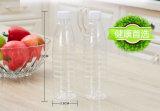 Großhandelsexport-Tafelgeschirr-keramisches Glas für Plätzchen mit Erdbeere-Entwurf