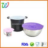 Оптовая крышка еды крышек бака деталей кухни силикона домочадца