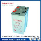 Batterie-Sonnensystem-Batterie-Batterie Solar2v der China-Fabrik-24V 100ah