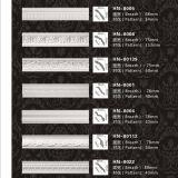 PU настенные украшения из полиуретана Cornice литьевого формования для дома дизайн Hn-8009X