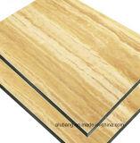 el panel compuesto de aluminio del espesor de 2-5m m