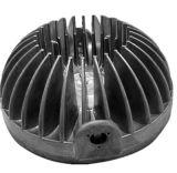 Dissipateur de chaleur du moulage d'aluminium personnalisé de la partie de l'éclairage LED / Outdoor Logement de la lampe