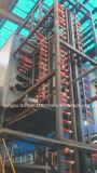 Guantes de médicos de la línea de producción de máquina de fabricación de guantes quirúrgicos
