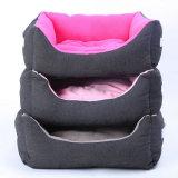 Het luxe Verwijderbare Bed van de Bank van de Hond van het Puppy van de Kat van het Huisdier voor Huisdier