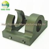 6061 aluminium CNC die Deel voor het Gebruik van de ElektroApparatuur machinaal bewerken