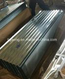 Gi-Dach-Panel gewellte galvanisierte Zink-überzogene Metalldach-Blätter in Äthiopien