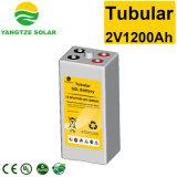 2V 1200ah Leitungskabel-saure Röhrenbatterie