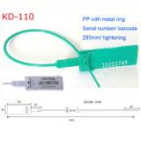Obbligazione di plastica registrabile Kd-110 del contenitore della guarnizione