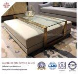 Mobília do hotel da forma para a sala de visitas com mesa de centro (YB-S-818)