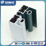 6063 Puder-Beschichtung-Aluminiumprofil für Windows-Türen