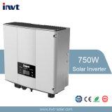 Inversor solar amarrado grade da fase monofásica da série 0.75kw/750W do magnésio de Imars