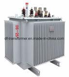 transformateurs immergés dans l'huile de distribution de 400kVA 33kv