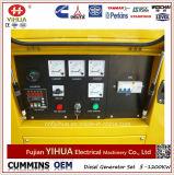 générateur diesel industriel silencieux de 32kw/40kVA Yangdong avec du ce d'OIN (8-50kW)