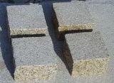 Pietra del cubo del granito dei lastricatori del passaggio pedonale dei marciapiedi fare un passo del giardino