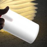 Caneca cerâmica branca lisa esperta nova de OLED Bluetooth