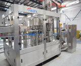 Machine de remplissage de l'eau de capsuleur de remplissage de Tribloc Rinser