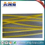 Tag do laço do cabo RFID do fecho de correr do selo da freqüência ultraelevada