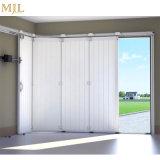 Nuovi portelli di vetro di alluminio del garage di prezzi di mercato dell'America di disegni