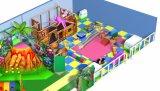Crianças de boa qualidade equipamentos de playground coberto de venda quente