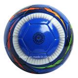 Diseño más reciente de bobinado de nylon azul Fútbol ejercicio