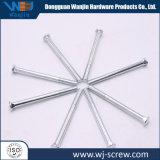 China-Lieferanten-Präzisions-geläufiger runder Aluminiumstahlschrauben-Nagel