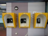 Le mani liberano il telefono robusto impermeabile industriale
