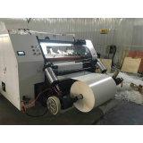 Papel Kraft de alta velocidad automática Máquina de corte longitudinal con eje deslizante