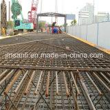 鉄道橋、高速トンネルのための網機械
