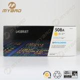 Cartucho de toner del color de la fábrica compatible para la serie del HP CF360A 508A