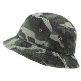 Nova Caçamba Hat cheio de pesca Pala-de-sol homens verão Caça Hat