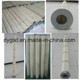 El filtro de la temperatura en la parte alta de cartucho de filtro de aire