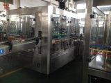 自動炭酸清涼飲料の加工ライン装置