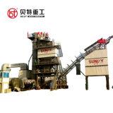 Planta de asfalto de mezcla de lotes industriales