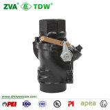 검정 던지기 Tdw 펌프 분배기 역 (TDW ES 벨브)를 위한 비상사태 차단 밸브