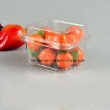 Empaquetado plástico del animal doméstico claro para las frutas y verdura