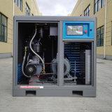 Livro Verde o ar comprimido 100% isento de óleo do compressor de ar de parafuso para a indústria alimentar