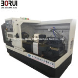 Высокое качество по горизонтали прецизионный токарный станок с ЧПУ станок Ck6140 согласно спецификации