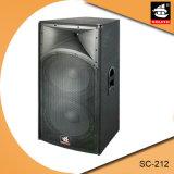 Doppeltes Sc-212 12 Zoll-Fachmann PA-Audio