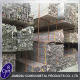 La norme ASTM A554 SUS carré en acier inoxydable 304 tuyau tube rectangulaire