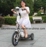 Venda por grosso de três rodas Trikke Scooter Elétrico Dobrável Eléctrico de Scooter de mobilidade aluguer