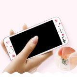 Цвета шаржа пленки 5.5 цвета фабрики Toughened сбросом '' пленка милого защитная на iPhone 7 8