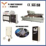 Venta de chorro de agua caliente de la máquina de corte de metales de China