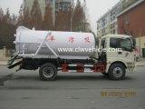 Foton 6 Rad-Abwasser-Absaugung-LKW mit Vakuumpumpe