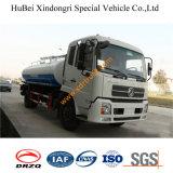 10cbm Dongfeng 부패시키는 흡입 하수 오물 트럭 Euro4