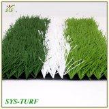 Forma de losango grama artificial para o campo de futebol profissional